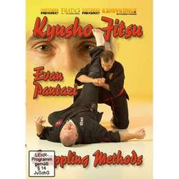 DVD Pantazi - Grappling Methods
