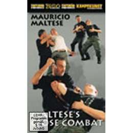 DVD Maltese - Maltese's Close Combat
