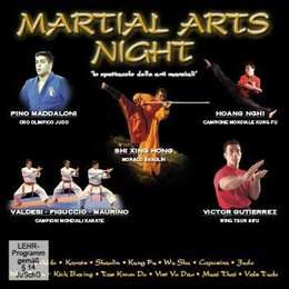 DVD Budo - Martial Arts Night