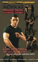 DVD Martinez-Kokkar Anti Terrorism Advanced