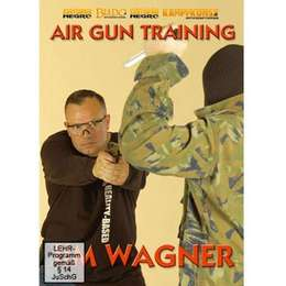 DVD Wagner - Air Gun Training