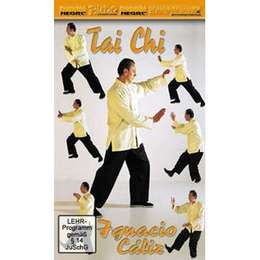 DVD Caliz - Tai Chi