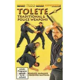 DVD Naranjo-Tolete Traditional & Police Weapons