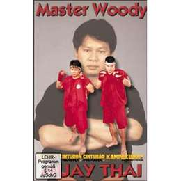 DVD Woody - Muay Thai