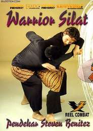 DVD Benitez - Warrior Silat