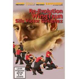 DVD Gutierrez - Re-Evolution Wingtsun