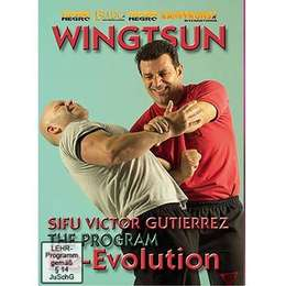 DVD Gutierrez - Re-Evolution Wingtsun Vol.2