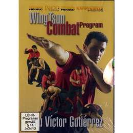 DVD Gutierrez - Wingtsun Combat Program