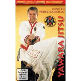 DVD Carrillo - Yawara Jitsu