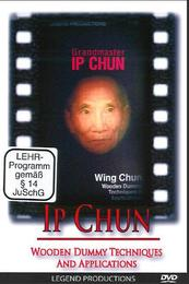 Ip Chun Wing Chun Wooden Dummy Techniques & Applications