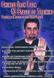 Chinese Iron Palm 13 Stages of Training