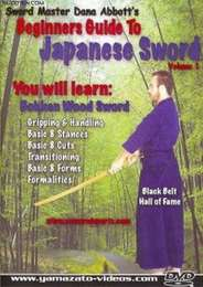 Beginners Guide to Japanese Sword Vol.1