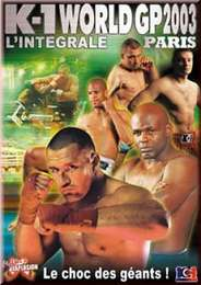 K-1 Grand Prix 2003 Paris