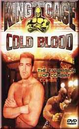 King of the Cage 12 Cold Blood