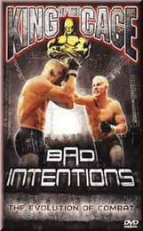 King of the Cage 14 Bad Intentions