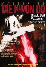 Mastering Taekwondo Black Belt Patterns