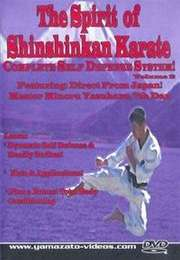 The Spirit of Shinshinkan Karate Vol.2