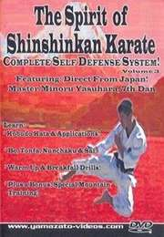 The Spirit of Shinshinkan Karate Vol.3