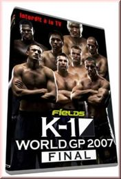 K-1 Grand Prix 2007, Finals Heavyweight