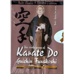 DVD: Funakoshi - Karate Do
