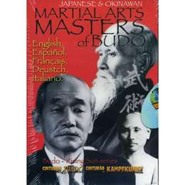 DVD: Rising Sun - Martial Arst Masters of Budo
