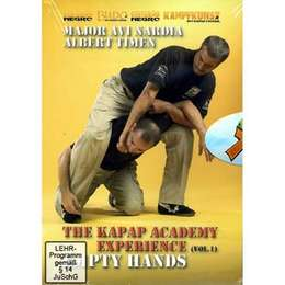 DVD: Nardia - The Kapap Academy Experience Vol.1