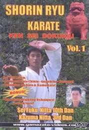 Shorin Ryu Karate Ken Sei Dokukai Vol.1