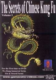 The Secrets of Chinese Kung Fu Vol.1