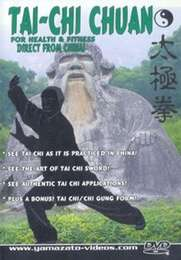 Tai-Chi Chuan For Health & Fitness