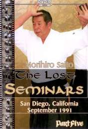 The Lost Seminars Morihiro Saito Vol.5