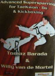 Advanced Supersparring for TKD & Kickboxing