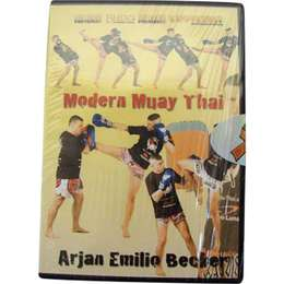DVD: Becker - Modern Muay Thai