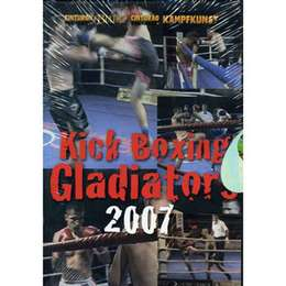 DVD: Budo - Kick Boxing Gladiators 2007