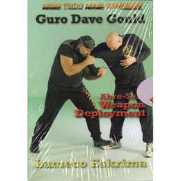 DVD: Gould - Lameco Eskrima Weapon Deployment