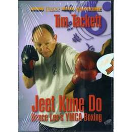 DVD: Tackett - Jeet Kune Do Ymca Boxing