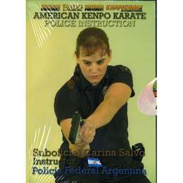 DVD: Salvo - American Kenpo Police Instruction
