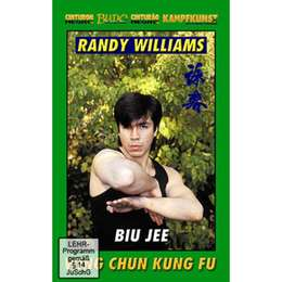 DVD: Williams - Wing Chun Biu Lee