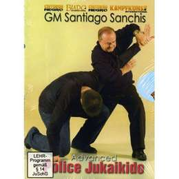 DVD: Sanchis - Advanced Police Jukaikido