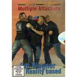 DVD: Wagner - Multiple Attackers