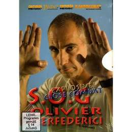 DVD: Pierfederici - Sog Explosive Close Combat