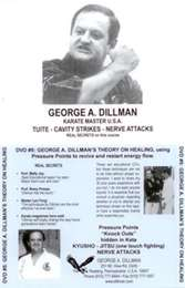 Kyusho-Jitsu Theory on Healing George Dillman