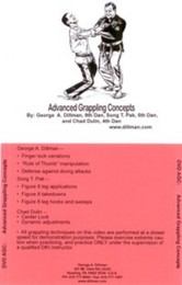 Kyusho-Jitsu Advanced Grappling Concepts George Dillman