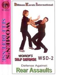 Kyusho-Jitsu Women's Self Defense Vol.2