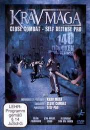 Krav Maga Close Combat Self Defense Pro 140 Techniken