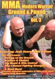 MMA Mixed Martial Arts Modern Warrior Vol.3 Ground & Pound