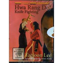 Taejoon Lee - Hwa Rang Do Knife Fighting