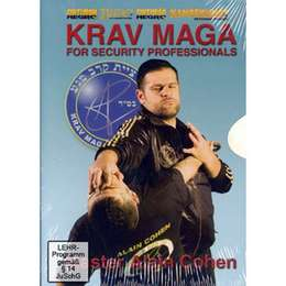 Cohen - Krav Maga for Security Professionals