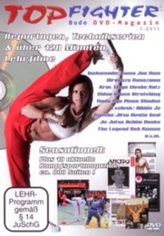 Top Fighter Budo DVD-Magazin 1-2011
