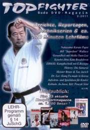 Top Fighter Budo DVD-Magazin 2-2011