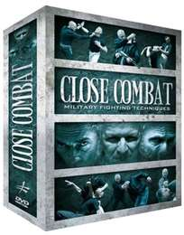 3 Close Combat DVD's Geschenk-Set